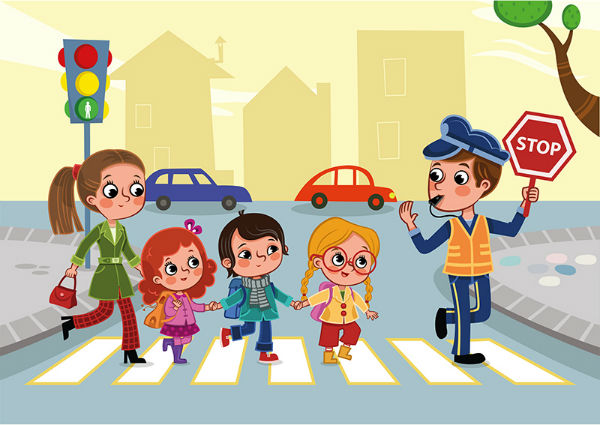 essay on road safety for children