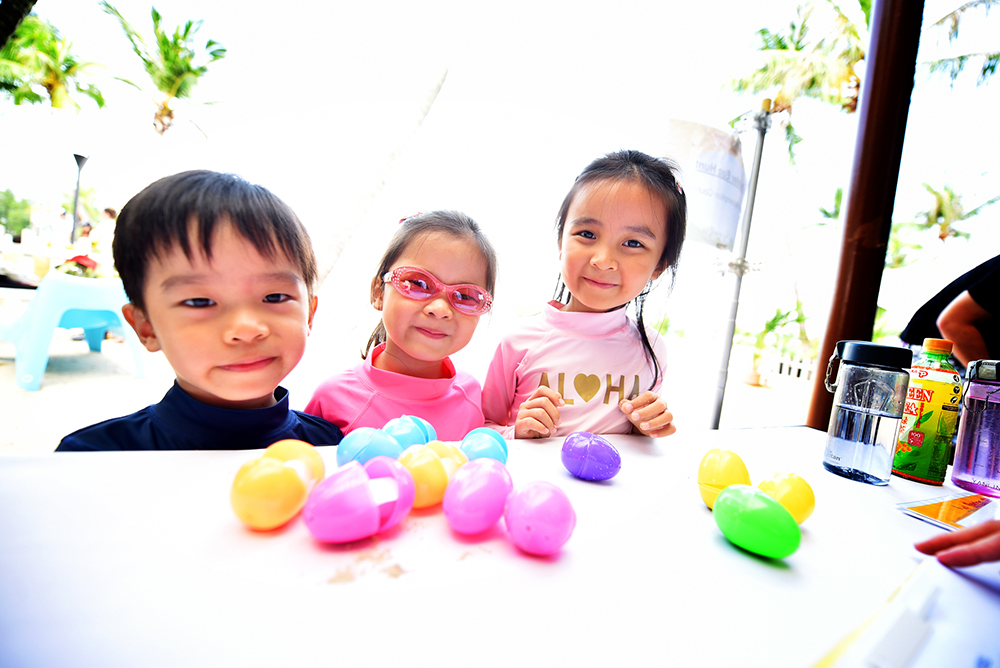 sentosa easter events