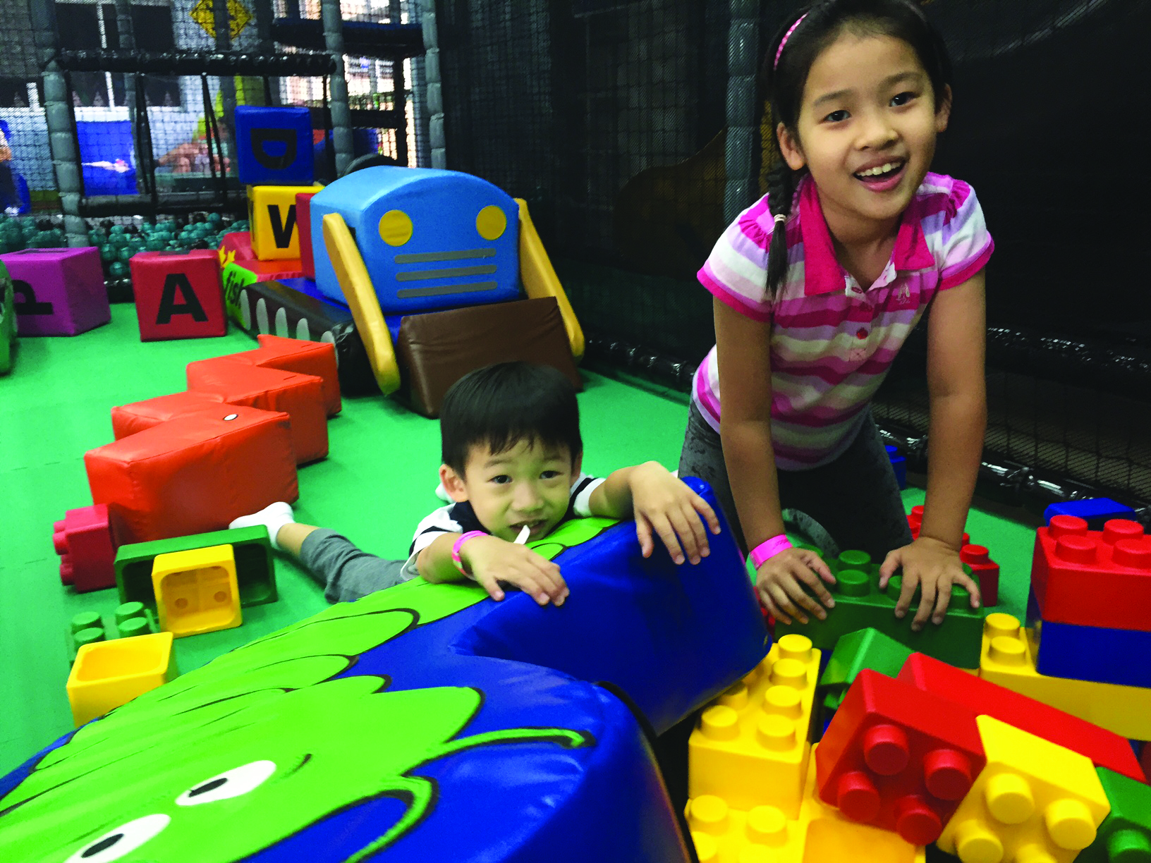 T-Play Indoor Playground