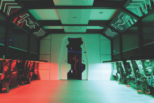 laser tag for kids in singapore