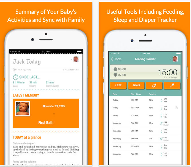 8 useful apps sprout baby