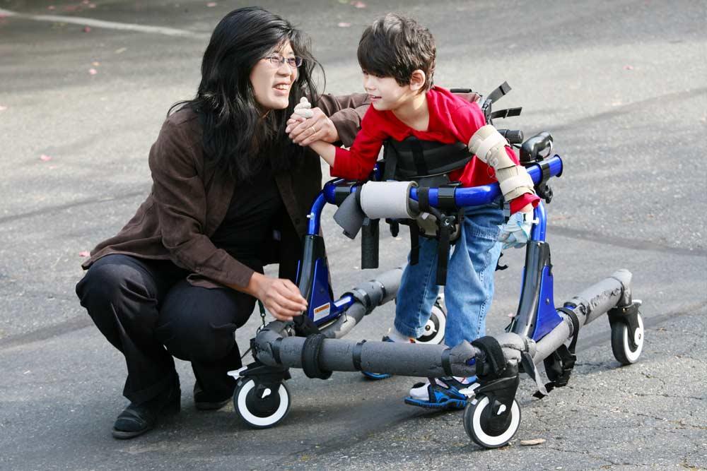 child disability mum support