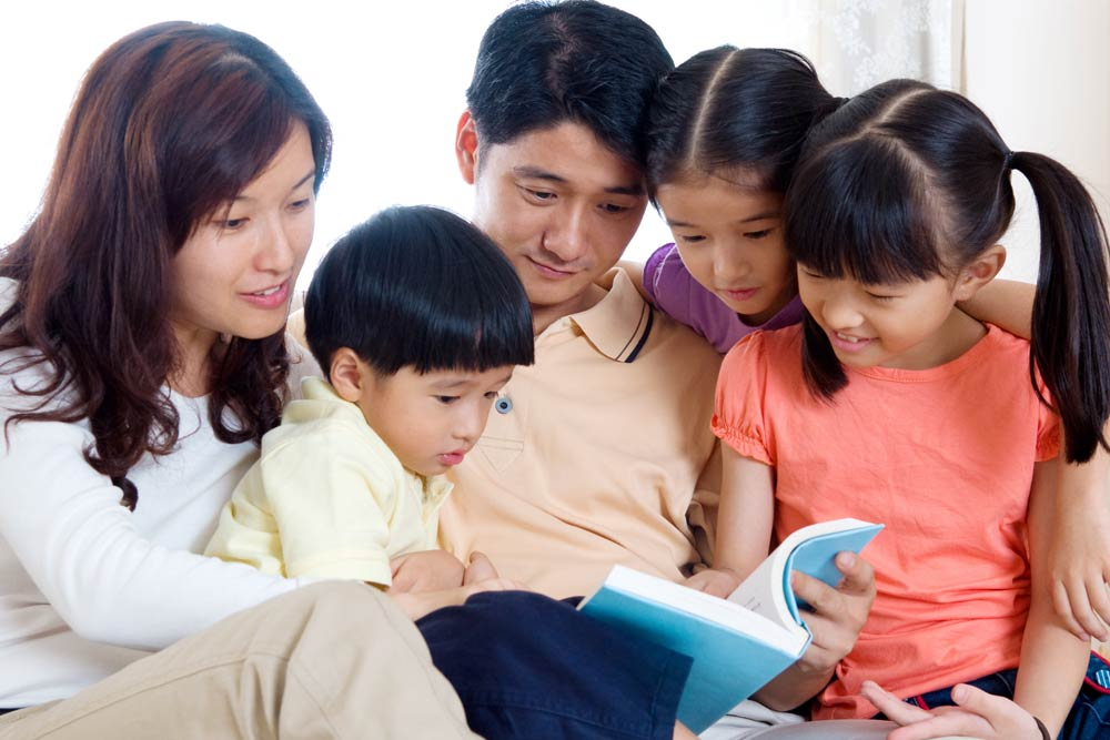 the importance of reading family
