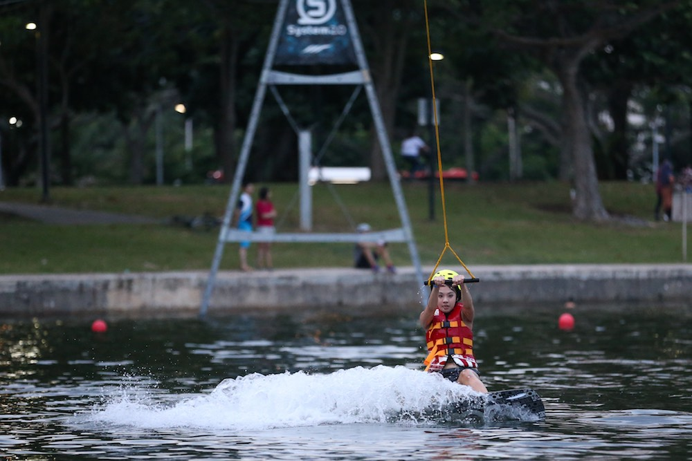 Singapore Wake Park Brings Ripples Of Excitement For The