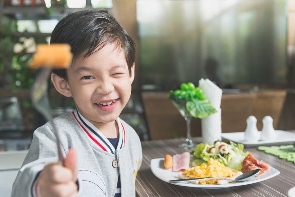 importance of breakfast Is breakfast really the most important meal of the day absolutely a nutritious breakfast gives you energy for the whole day and keeps you full until lunch.