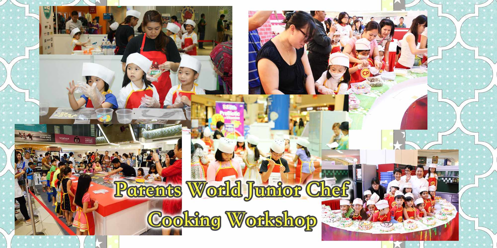 PW JC Cooking Workshop