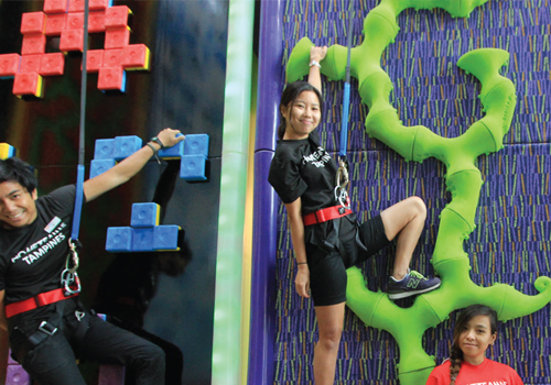 Best Indoor Climbing Theme Park Parents World