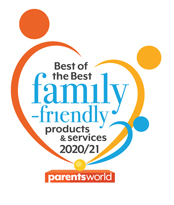 Best of the best Family friendly products and service 2020/21