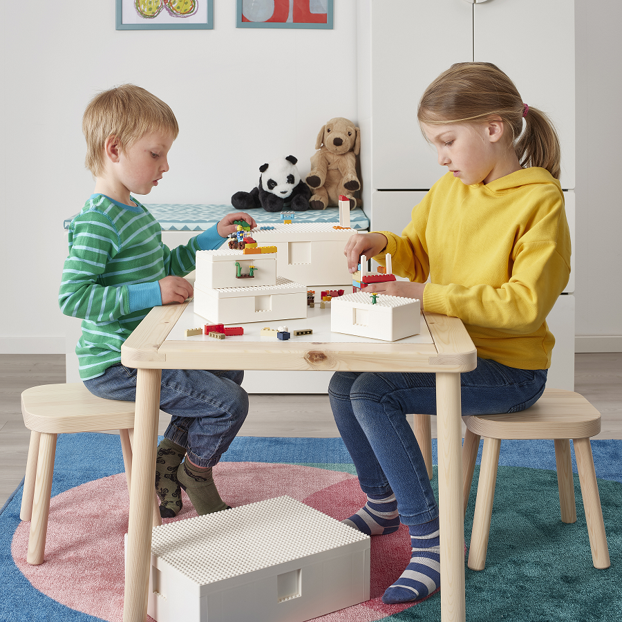 IKEA BYGGLEK: Build, Play, Store, Repeat!